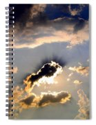 Cloud Nine 4 Spiral Notebook