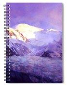 Cloud Peak  Spiral Notebook