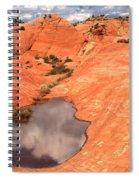 Cloud Pocket Spiral Notebook