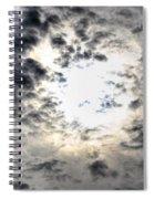 Cloud Porn Spiral Notebook