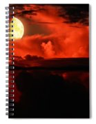 Cloud Rider  Spiral Notebook