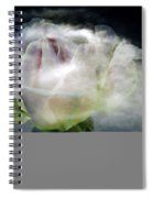 Cloud Rose Spiral Notebook