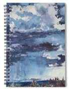 Cloud Study Spiral Notebook