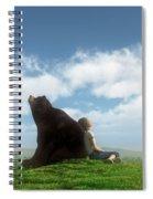 Cloud Watchers Spiral Notebook