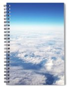 Clouds Over Ireland Spiral Notebook