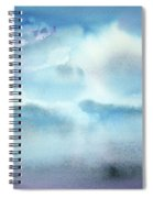 Cloudscape Spiral Notebook