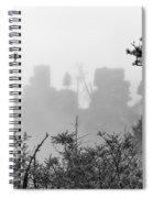 Cloudy View Spiral Notebook