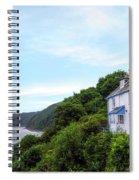 Clovelly - England Spiral Notebook