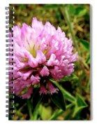 Clover Spiral Notebook