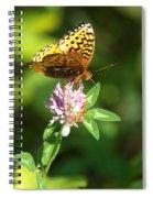 Clover Walker Spiral Notebook