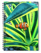 Clownfish Spiral Notebook