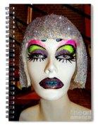 Club Kid Kalliope Spiral Notebook