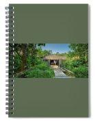 Club Mahindra Madikeri Resort In Coorg Spiral Notebook