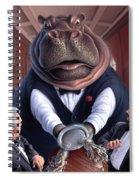 Clumsy Spiral Notebook