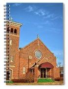 Clutier Community Center Spiral Notebook