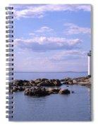 Cnrf0901 Spiral Notebook