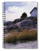 Cnrf0909 Spiral Notebook