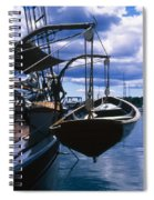 Cnrh0601 Spiral Notebook