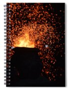 Coal Stove Spiral Notebook