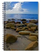 Coarse Sand Spiral Notebook