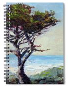 Coast Cypress Spiral Notebook