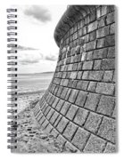 Coast - Defend The Shore Spiral Notebook