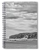Coast - Gone Fishing Spiral Notebook