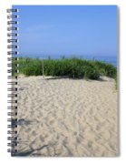 Coast Guard Beach Ccns Spiral Notebook