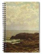 Coast Off Grand Manan Spiral Notebook