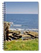 Coast. Seascape 1. Spiral Notebook