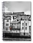 Coast - Whittby House Spiral Notebook