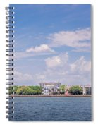 Coastal Area Of Charleston Spiral Notebook
