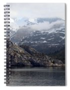 Coastal Beauty Of Alaska 1 Spiral Notebook