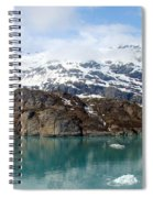 Coastal Beauty Of Alaska 5 Spiral Notebook