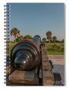 Coastal Fortification Spiral Notebook