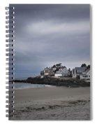 Coastal Homes Kennebunkport  Spiral Notebook