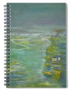 Coastal House Spiral Notebook