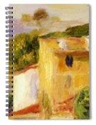 Coastal Landscape 1904 Spiral Notebook