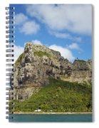 Coastal Peak Spiral Notebook