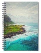 Coastal Views Spiral Notebook