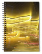Coaster Of Lights Two Spiral Notebook