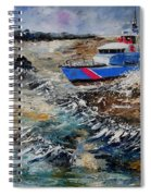 Coastguards Spiral Notebook