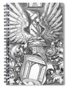 Coat Of Arms Of The House Of Dbcrer 1523 Spiral Notebook