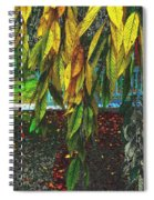 Coat Of Many Colors Spiral Notebook