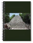 Coba  Spiral Notebook