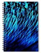 Cobalt Blues Spiral Notebook