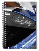 Cobra Dshboard Spiral Notebook