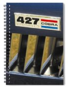 Cobra Medallion Spiral Notebook