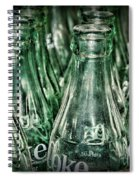 Coca Cola So Many Bottles Spiral Notebook