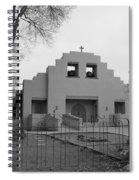 Cochiti Church Spiral Notebook